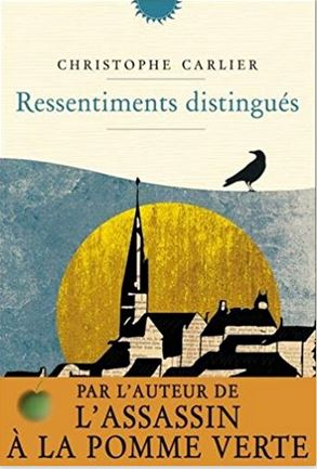Couverture Ressentiments distingués