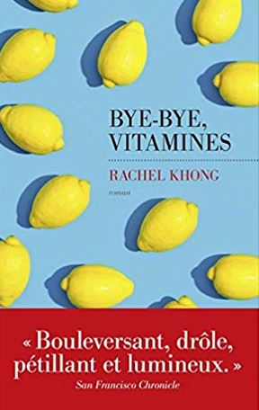 Couverture Bye-bye, vitamines