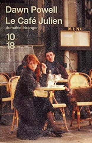 Couverture Le Café Julien
