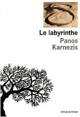 Couverture Le labyrinthe