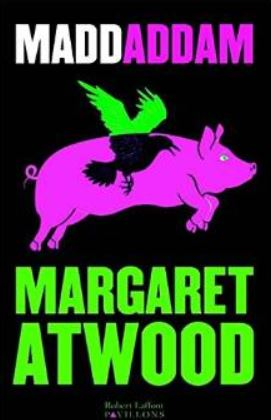Couverture MaddAddam