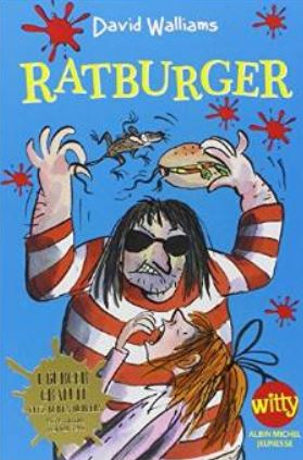 Couverture Ratburger